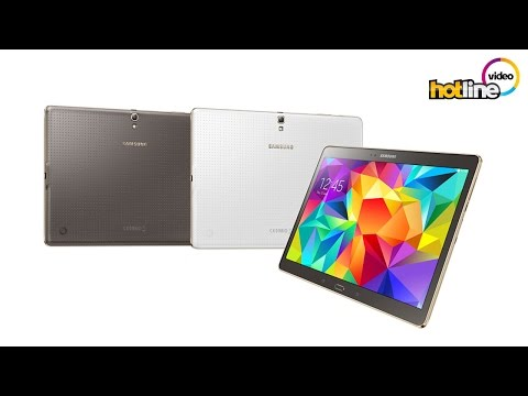 Обзор планшета Samsung Galaxy Tab S 10.5