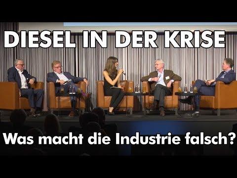 MD.IAA 2017 TALK - Diesel in der Krise: Was macht die Industrie falsch