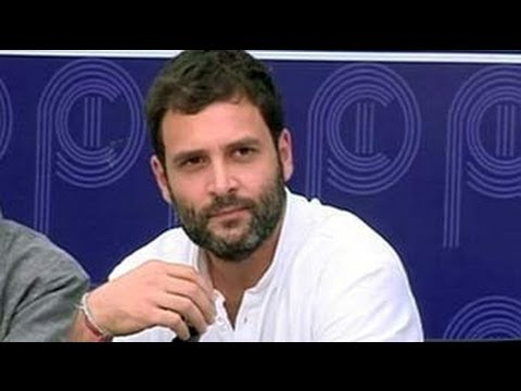 'Complete nonsense': Rahul Gandhi on ordinance to protect convicted netas