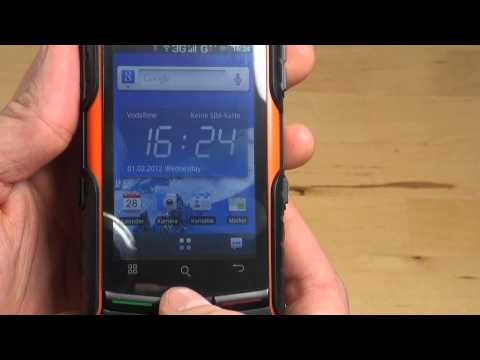 Utano T180 Barrier - Handy Test - Review - Deutsch