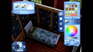The Sims 3- Building Of A House Ep. 1 (house Design #9) Part 2 (hd)