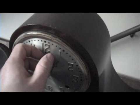 1930 Sessions Dulciana Mantle Clock