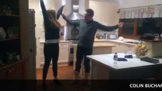 Dry Pants Dance In Colin's Kitchen