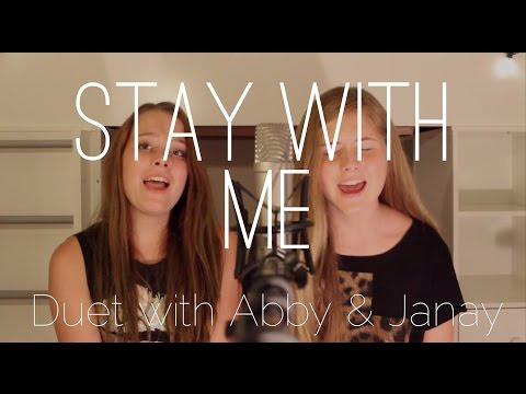 Stay With Me duet with Abby Dalton & Janay Findley