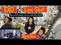 EXO LOVE SHOT REACTION