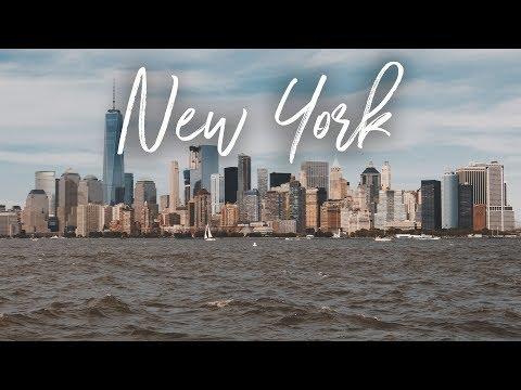 New York City    Feiyu Tech G4S + GoPro    Travel Video
