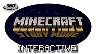 FIND THE CODE: Interactive 360° Minecraft Story Mode Giveaway!