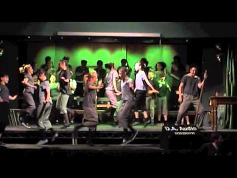 DO THE BOYS ROCK - SMIKE THE MUSICAL - 2010