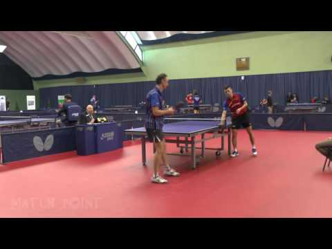 Hunor SZOCS - Maxim SHMYREV. 2016 ITTF World Tour Belarus Open