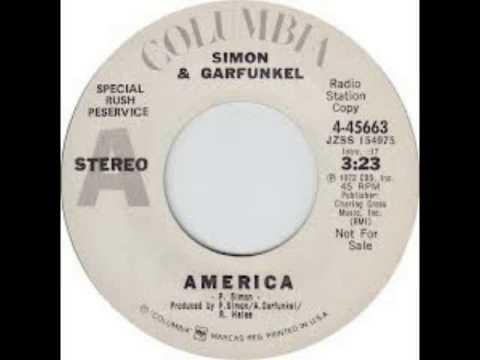 America - Simon and Garfunkel - Fausto Ramos