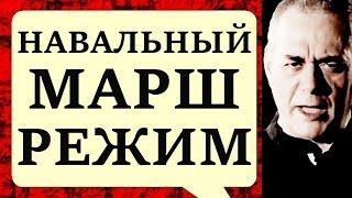 Сергей Доренко. Тверская, Навальный, дети в песочнице? 27.03.2017 Подъём на Говорит Москва