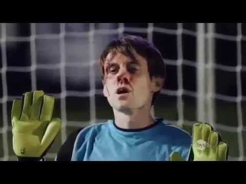 Футбол, смешные моменты, 5 PENALTY by face & win, Scott Sterling vs football Funny