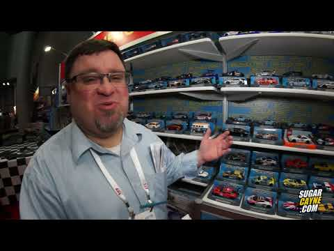Scalextric Slot Cars, Toy Fair 2018