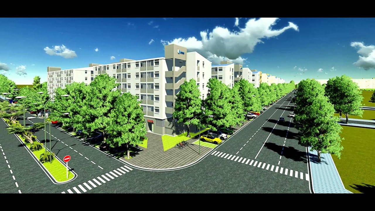 Mở bán căn hộ Ehome 4