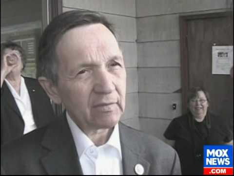 MOX News Interview With Congressman Dennis Kucinich (2011)