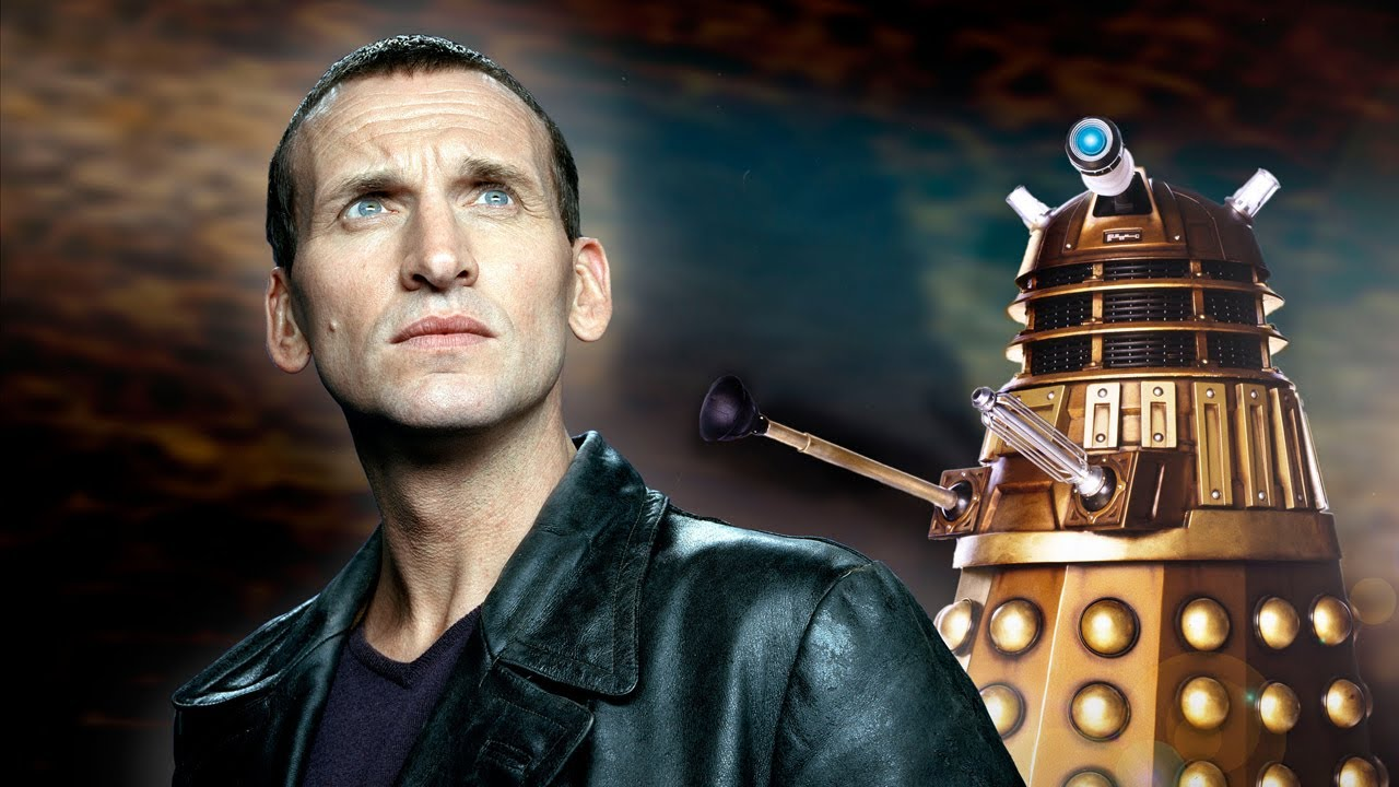 doctor who revisited ninth doctor christopher eccleston