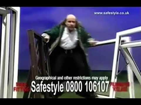 Safestyle UK Buy One Get One Free advert