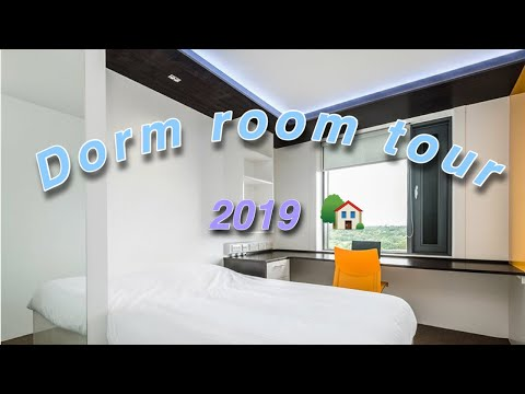UNIVERSITY OF BIRMINGHAM ROOM TOUR ... 2020