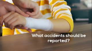 Accident & Incident Reporting Procedures