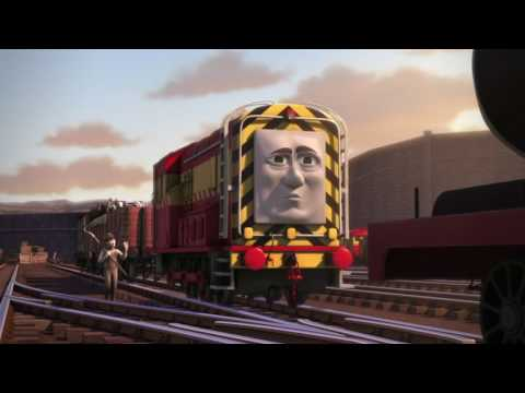 SG118 Character Impression: The Mainland Diesels