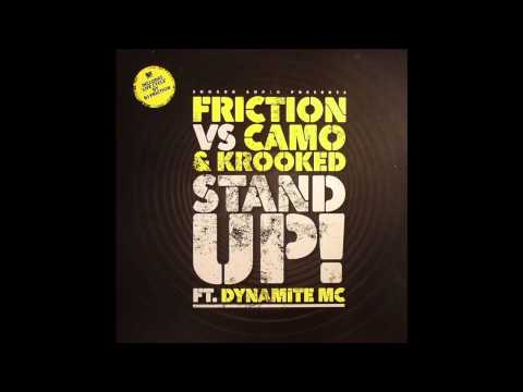 Friction - Stand Up (Feat Dynamite MC - Sigma Remix) HD