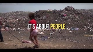 It's About People not Waste!