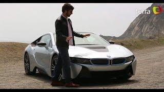 Prueba BMW i8 2014 (Español)