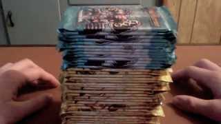 Duel Masters 2012 Pack Opening