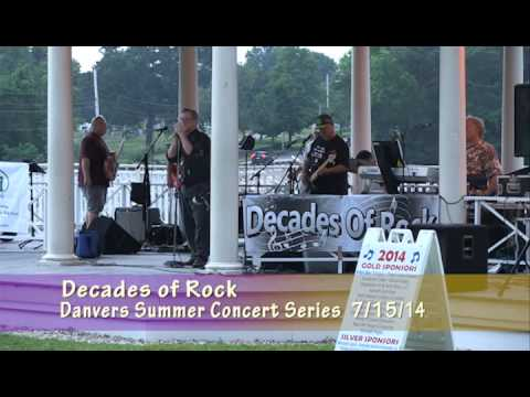 Decades Of Rock - July 15, 2014
