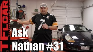 Ask Nathan #31: Ford Mustang or Chevy Camaro or Dodge Challenger?