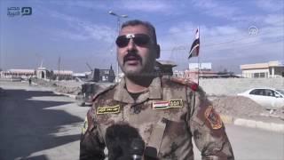مصر العربية | شاهد خسائر شرقي مدينة الموصل بعد سيطرة الجيش