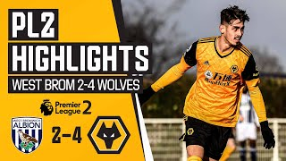 Two-one down to local rivals at half-time, but a superb second half performance gave our under-23s bragging rights in the black country derby.goals from meri...