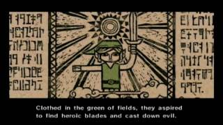 Wind Waker Prologue - Dubbed