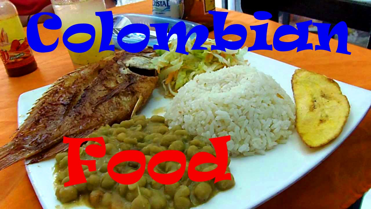 Awesome Cheap Colombian Food In Cartagena Colombia Youtube
