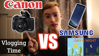 canon m50 vs note 9