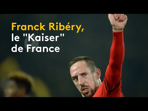 "VIDEO. Franck Ribéry, le ""Kaiser"" made in France"