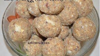 atta ladoo recipe wheat flour ladoo recipe by kitchen queen