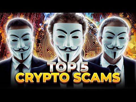Top 5 Crypto Scams In 2021