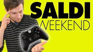 SALDI DEL WEEKEND   Xbox One in sconto su ePrice