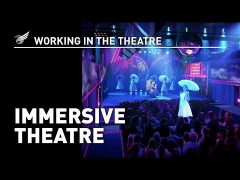 Working In The Theatre: Immersive Theatre