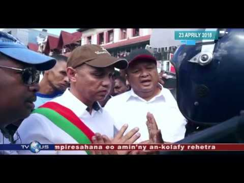 VAOVAO DU 23 AVRIL 2018 BY TV PLUS MADAGASCAR