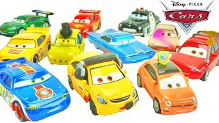 NEW DISNEY PIXAR CARS 2017 TOYS PISTON CUP RACERS WGP FANS