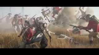 Копия видео Assassin's Creed 3 -- Официальный трейлер к игре.