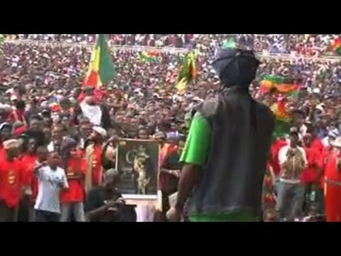 Burning Spear live in Nairobi, Kenya 'Jah Nuh Dead' Africa