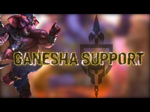 GANESHA: NEW HINDU GOD! FIRST LOOK GAME PLAY! - Incon - Smite