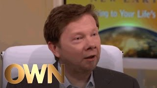 "Why Eckhart Tolle Calls Pets ""Guardians of Being"" 