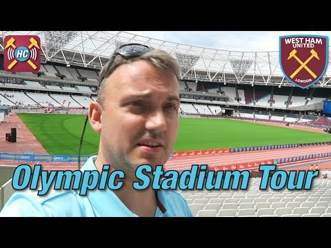 Ultimate Olympic Stadium Tour | Everything a Hammers Fan Needs To Know