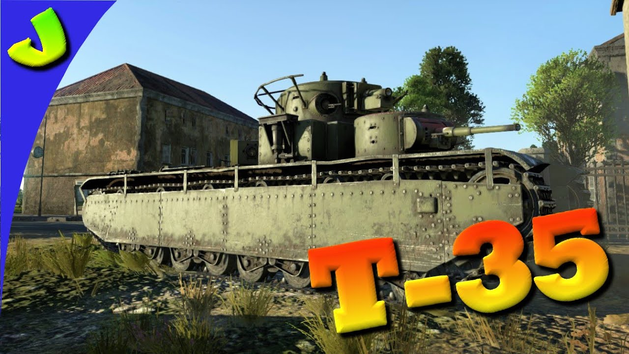 War thunder t 35 gameplay download