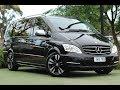 B7426 - 2013 Mercedes Benz Viano Grand Edition Avantgarde Walkaround Video