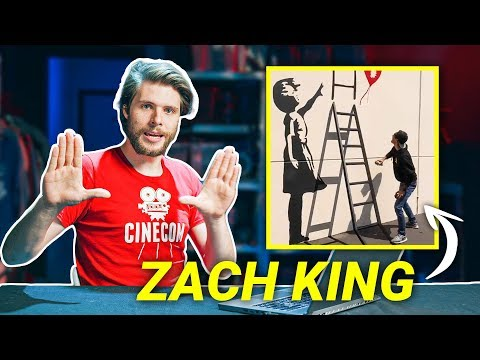 Filmmaker (tries) To EXPLAIN ZACH KING's Editing Magic